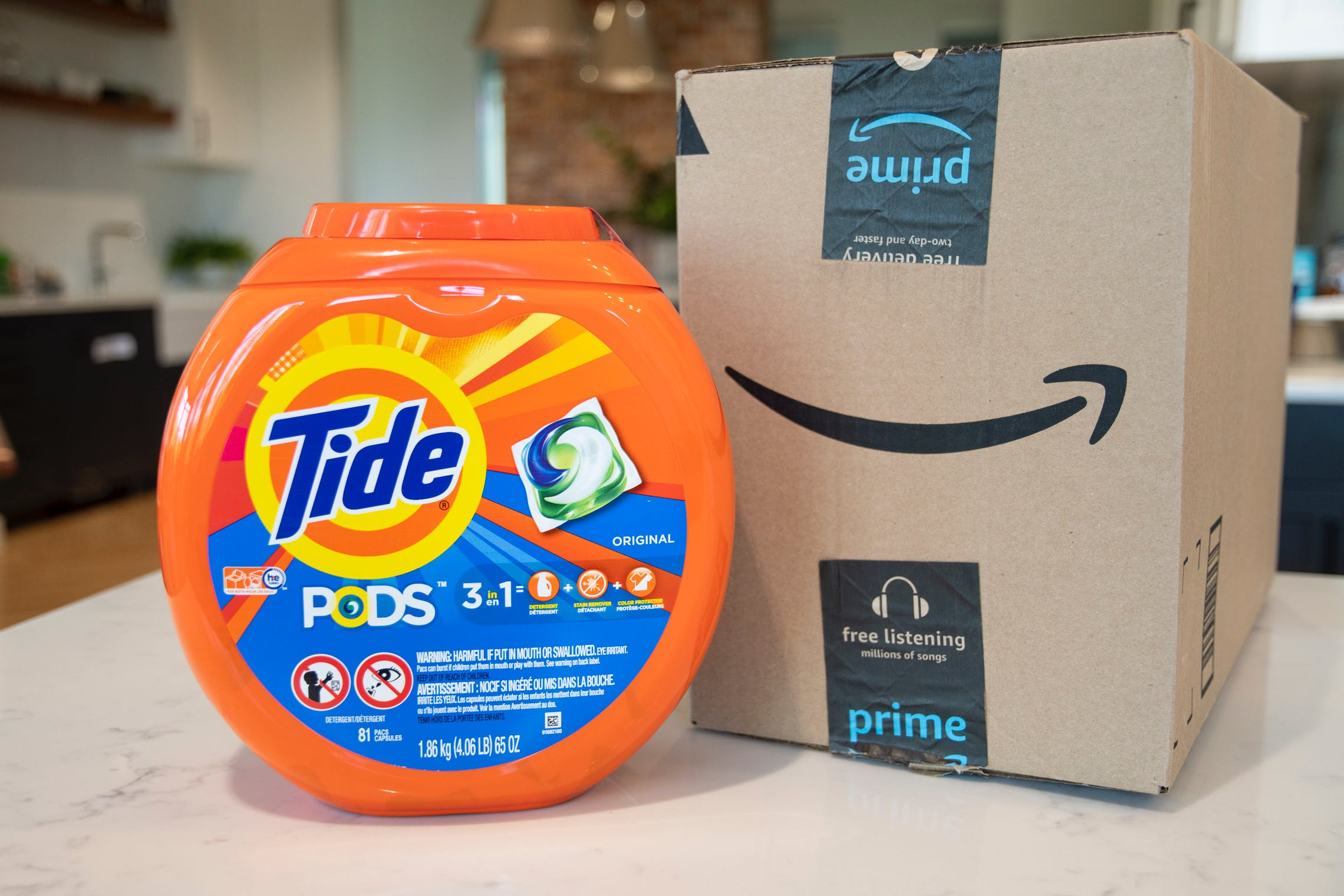 Easy Deal 3 Tide Pods Coupon On Amazon The Krazy Coupon Lady