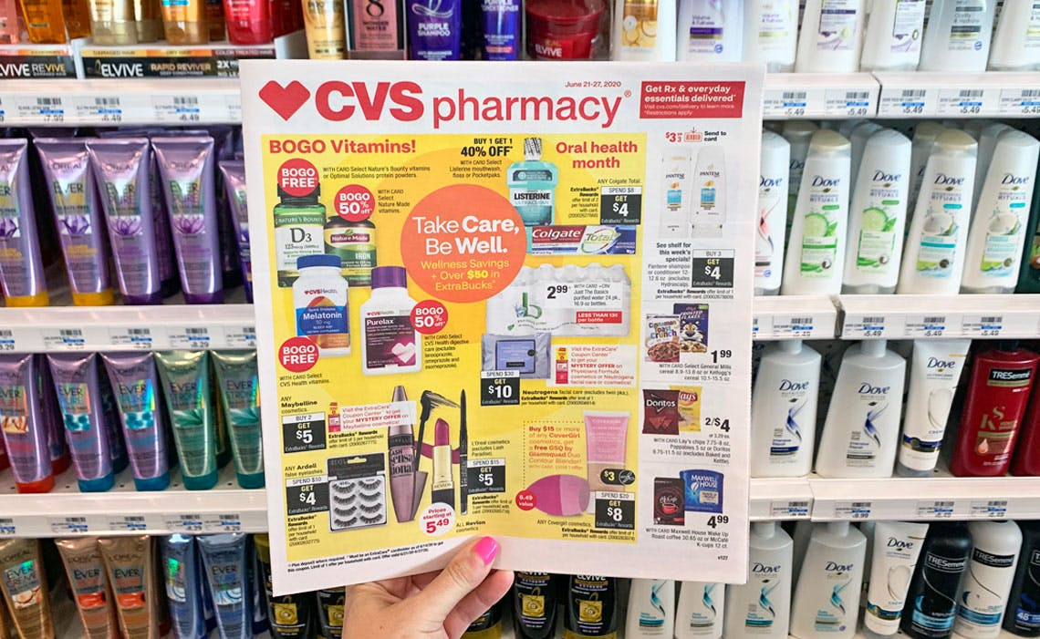 Cvs Weekly Coupon Deals June 21 June 27 The Krazy Coupon Lady