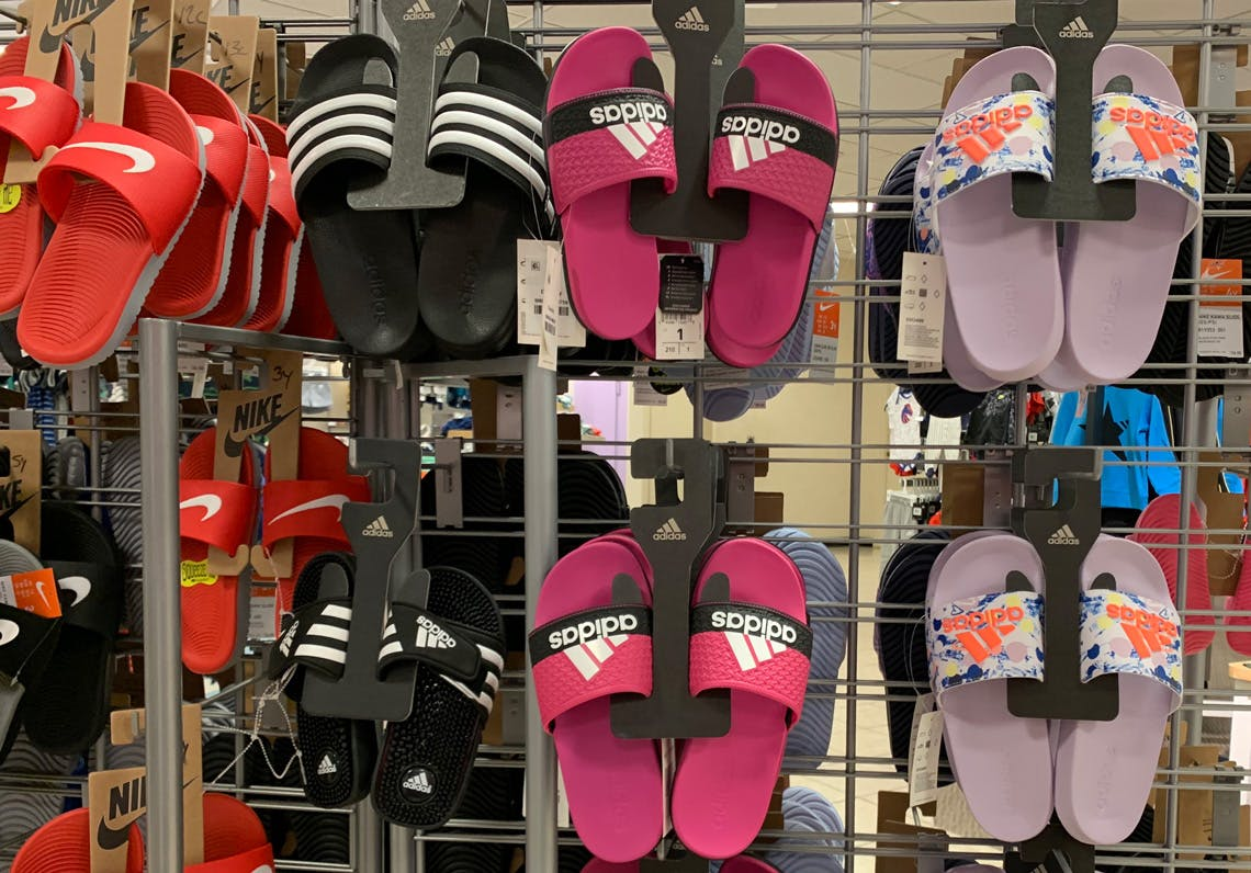 jcp nike sandals