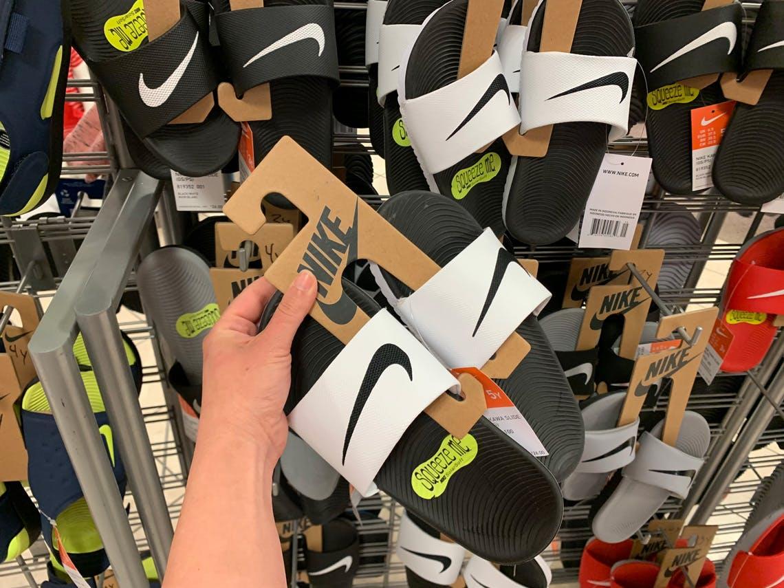 $15 Slides at JCPenney Nike \u0026 Adidas