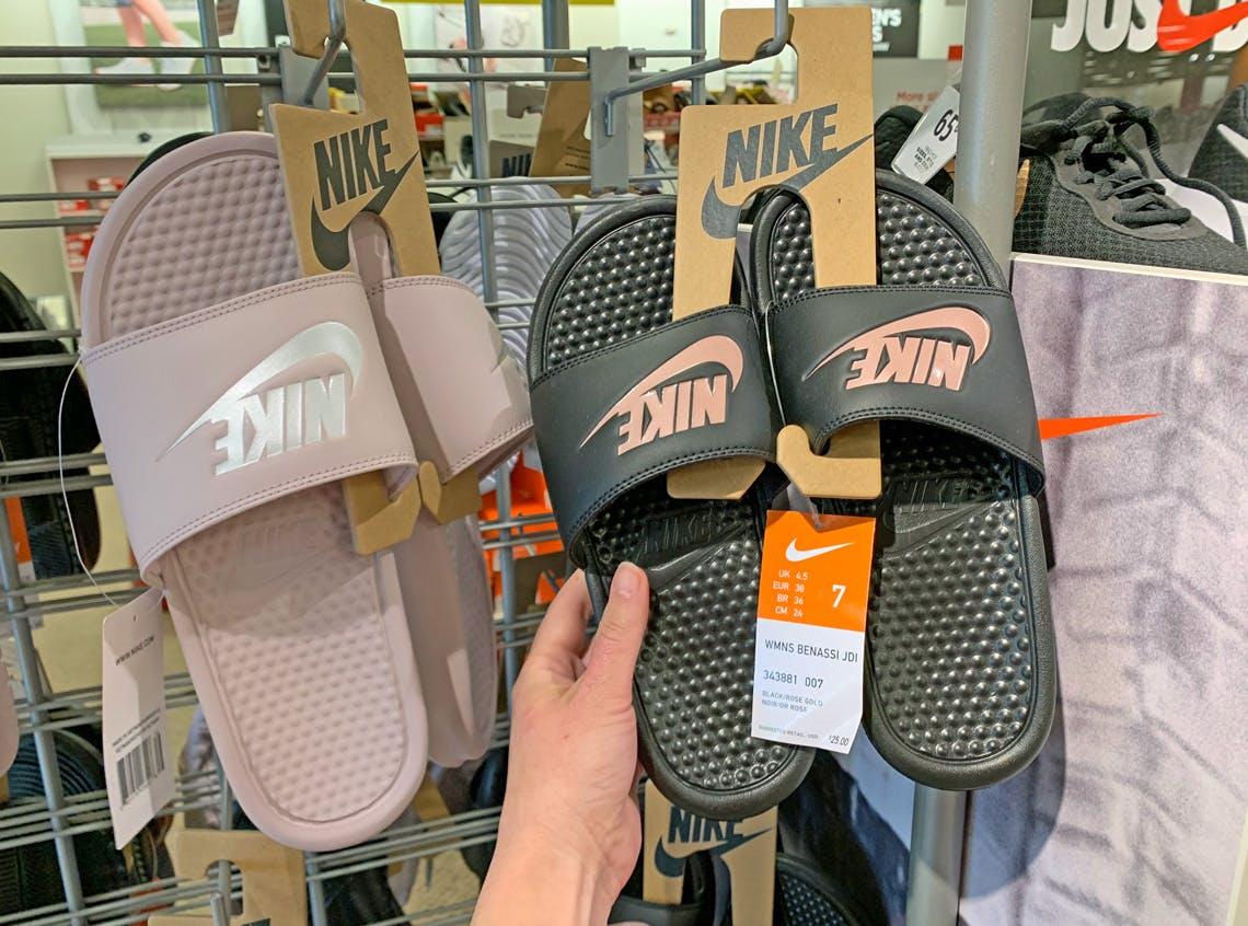 JCPenney Nike Sale: Slides, Shorts