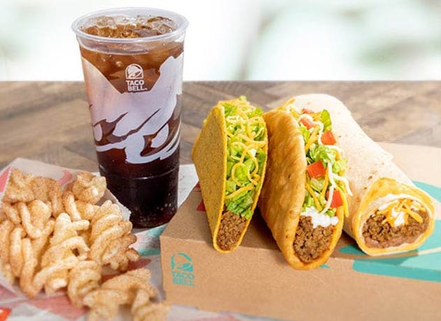 Taco Bell Is Giving Away Free 5 Chalupa Cravings Box Meals The Krazy Coupon Lady