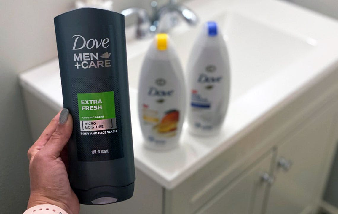 Free Dove Body Wash W New Coupon At Walgreens The Krazy Coupon Lady