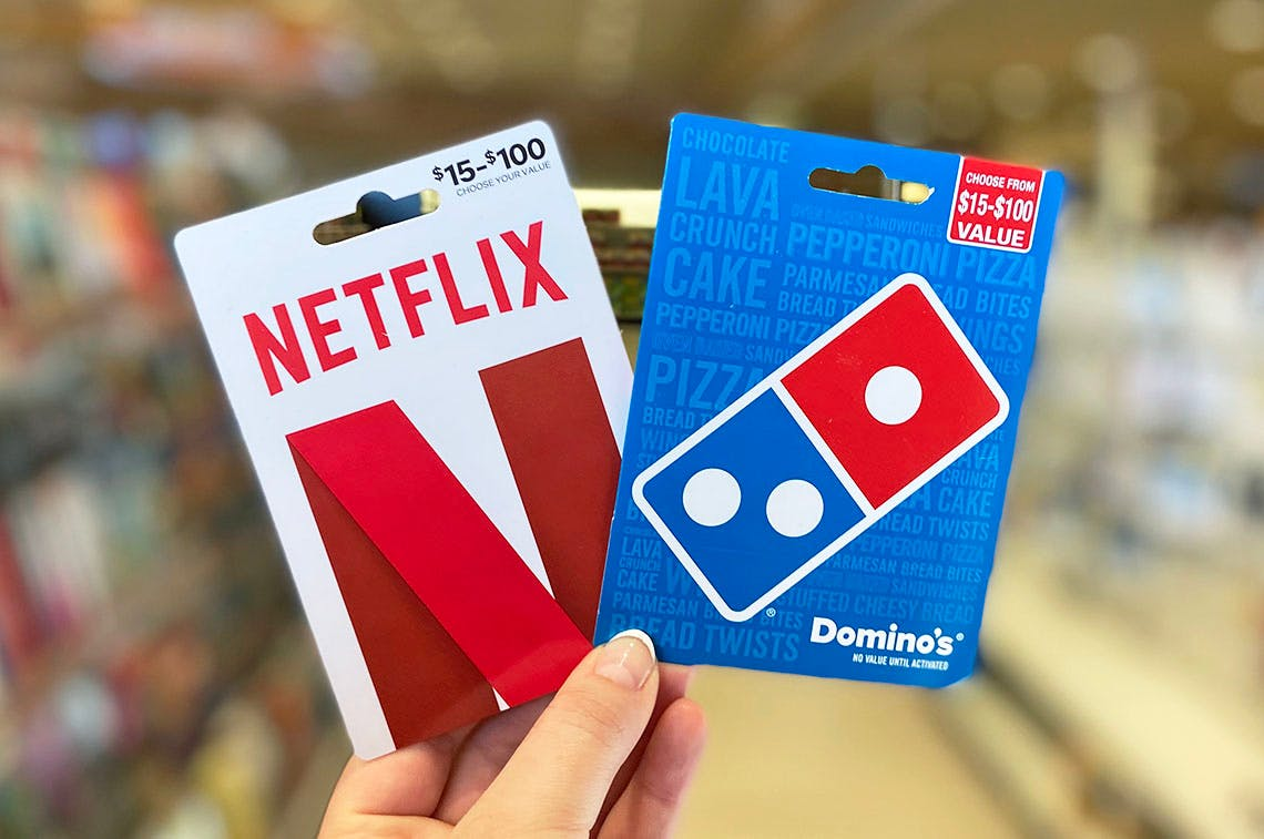 Save On Gift Cards At Rite Aid Domino S Netflix More The Krazy Coupon Lady