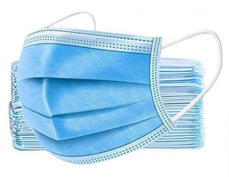 50-Pack of Non-Medical Disposable Face Masks, Only $14 Shipped ...