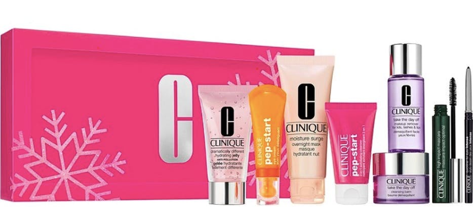 Clinique Christmas 2020 Going Fast: 50% Off Clinique Skin Care & Makeup Sets at Ulta   The