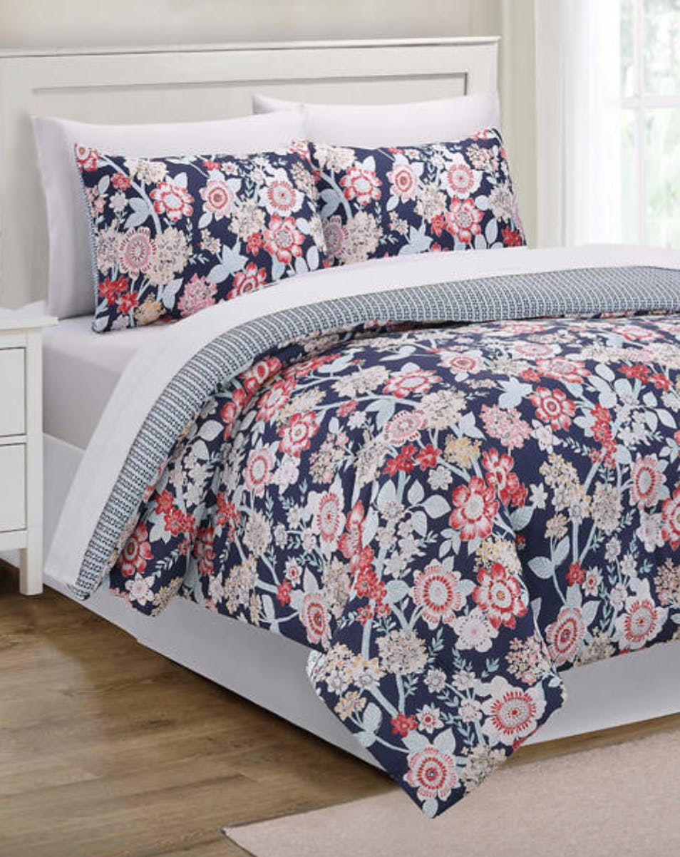 Black Friday In July Springmaid 7 Piece Comforter Sets Only 33 The Krazy Coupon Lady
