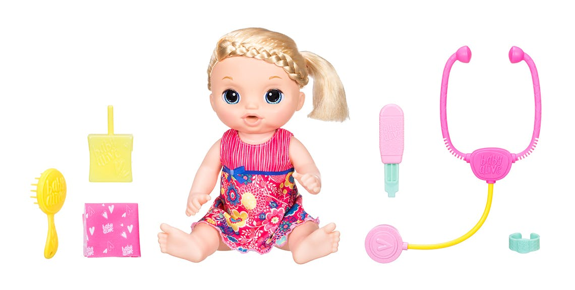 Baby Alive Dolls As Low As 11 99 At Walmart Com The Krazy Coupon Lady