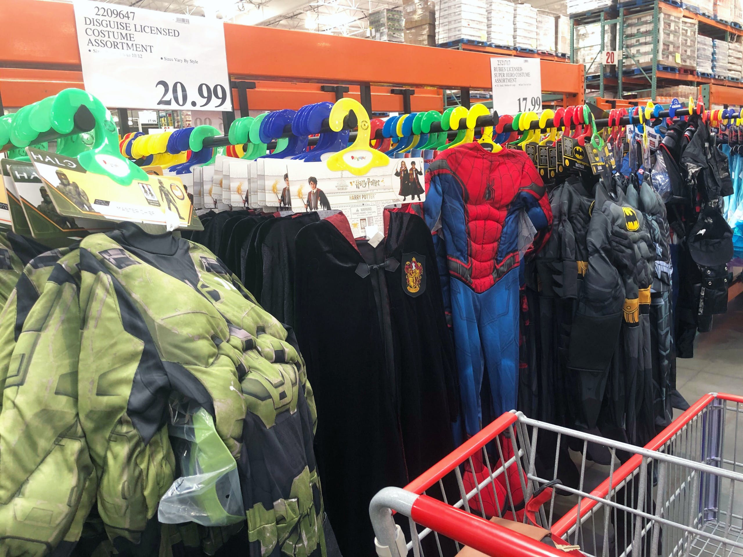Costco Halloween 2020 Halloween Costumes Are Now Available at Costco   The Krazy Coupon Lady