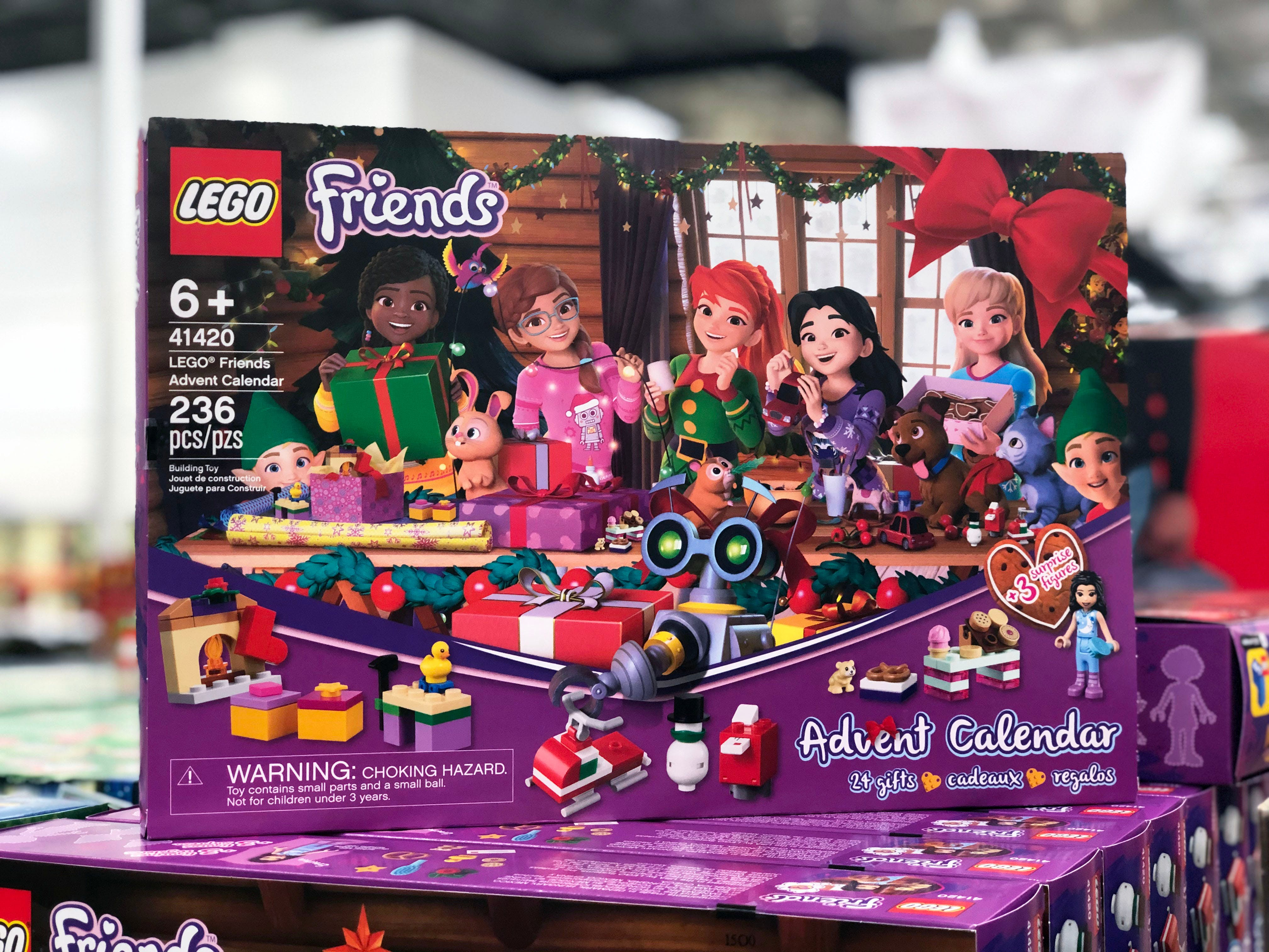 Lego Friends 2020 Halloween LEGO Advent Calendars, as Low as $22.99 at Costco   The Krazy