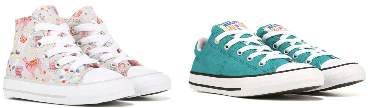Clearance: Nike \u0026 Converse, as Low as