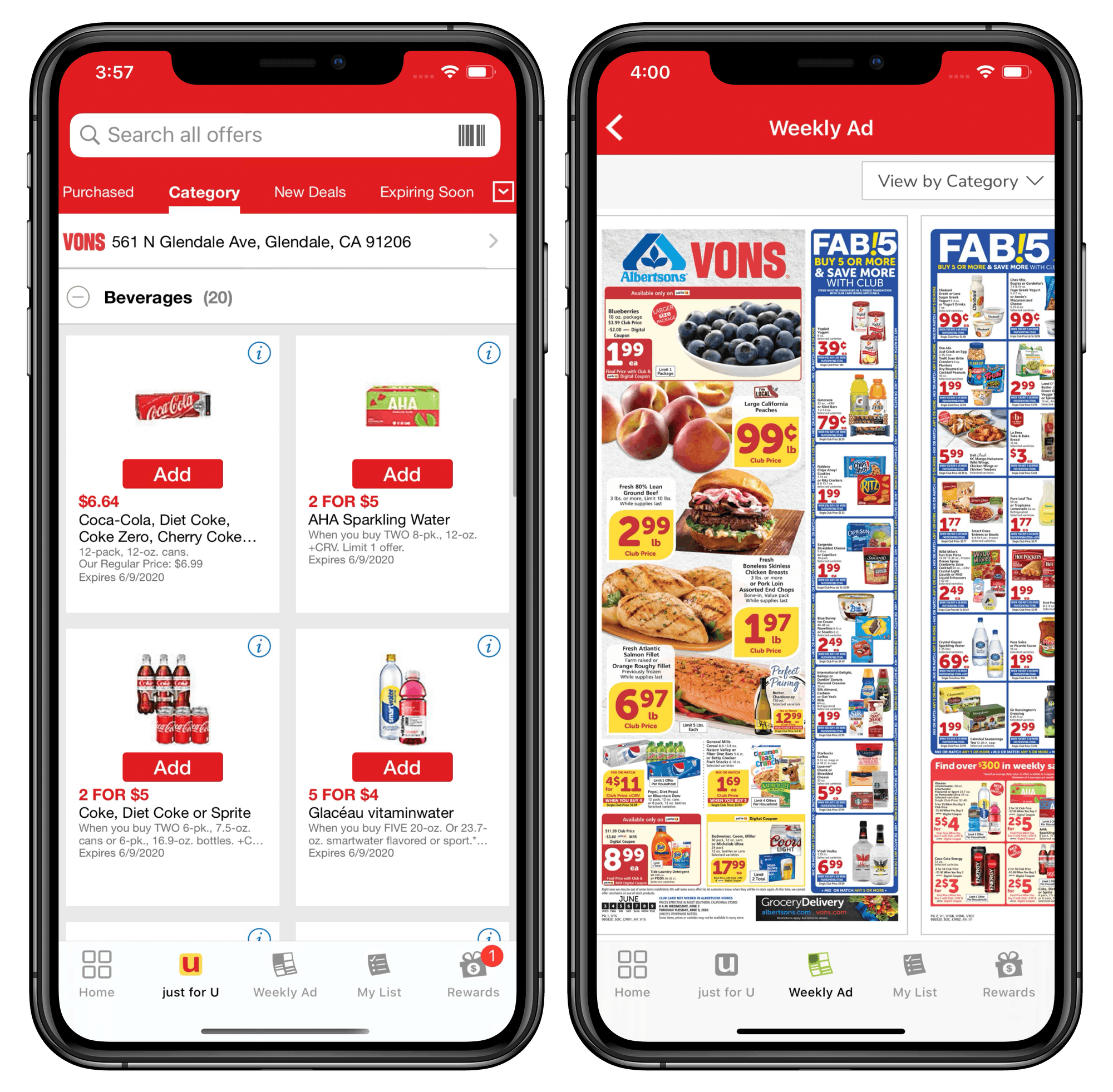 Your Ultimate Guide To Grocery Store App Digital Coupons The Krazy Coupon Lady