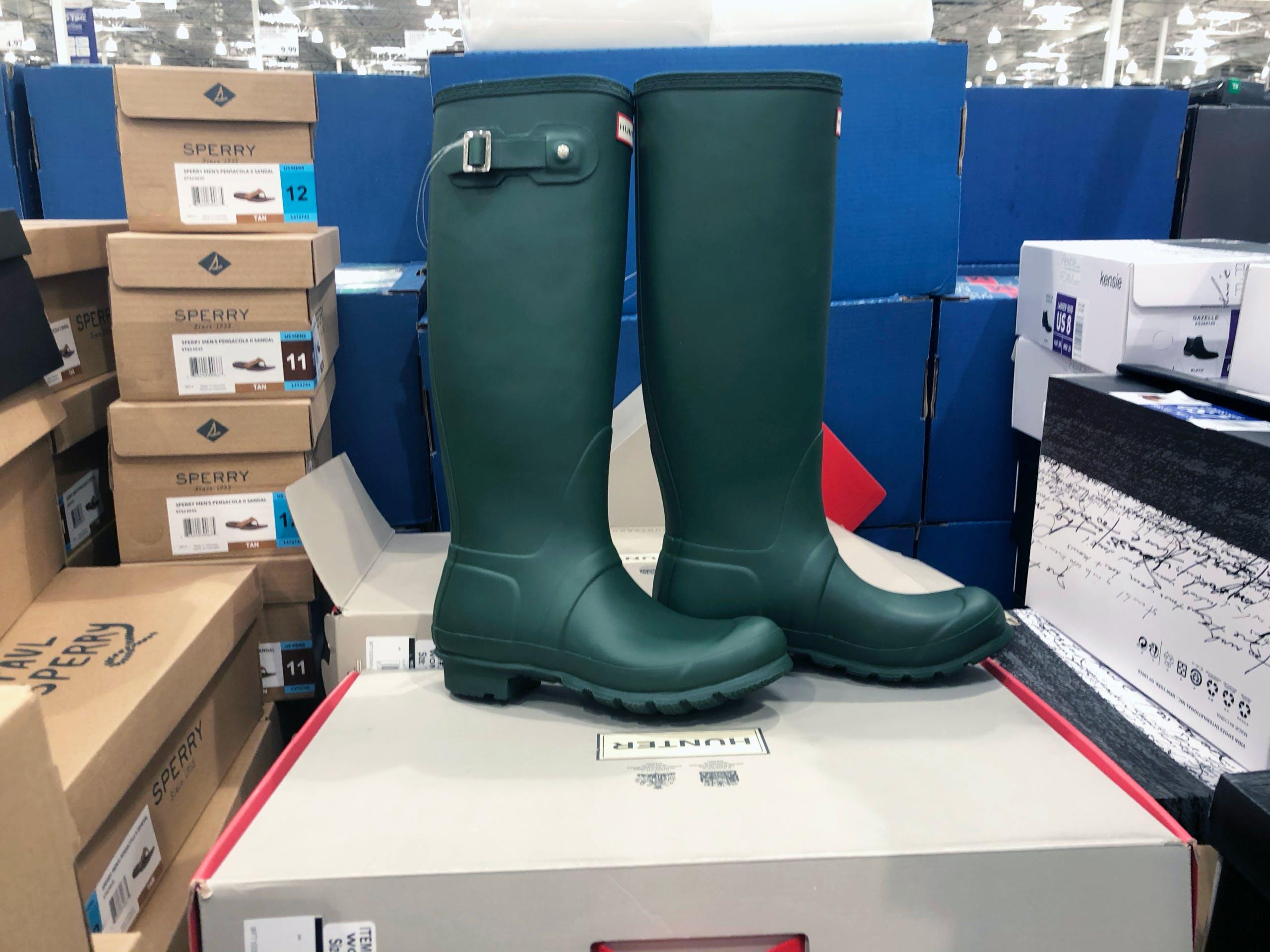 Hunter Original Tall Rain Boots, Only