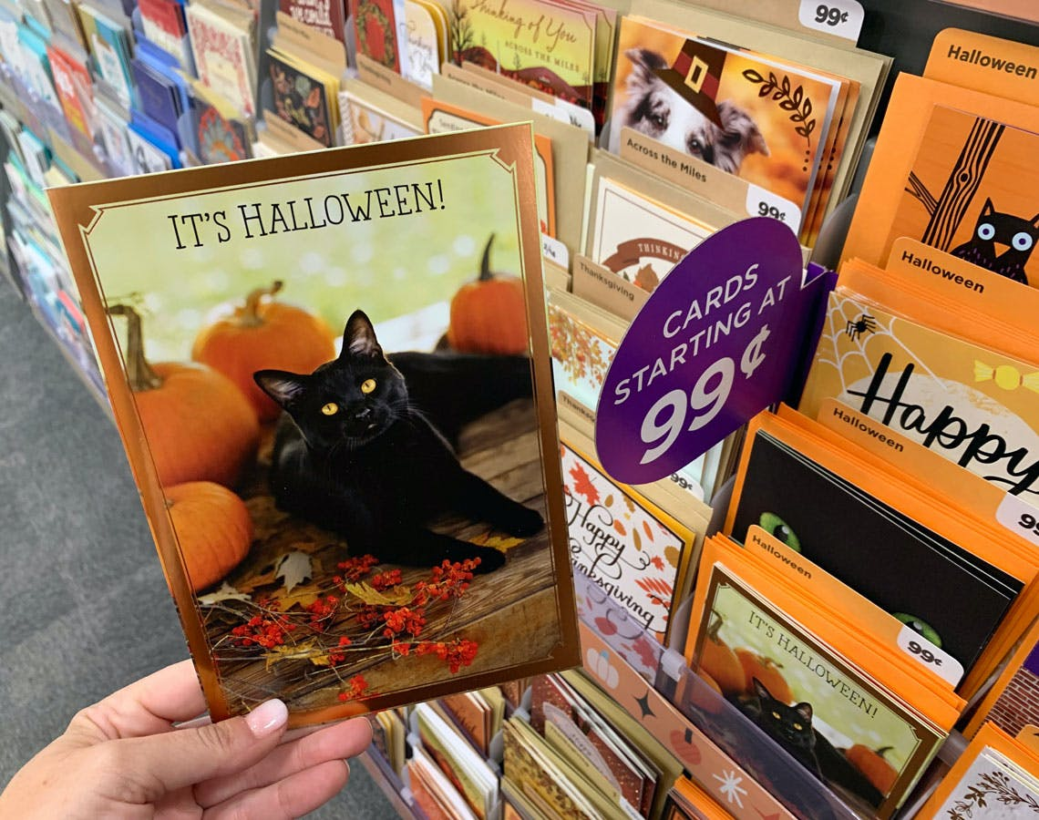Halloween 2020 Deals 2 Free Hallmark Halloween Cards at CVS   The Krazy Coupon Lady