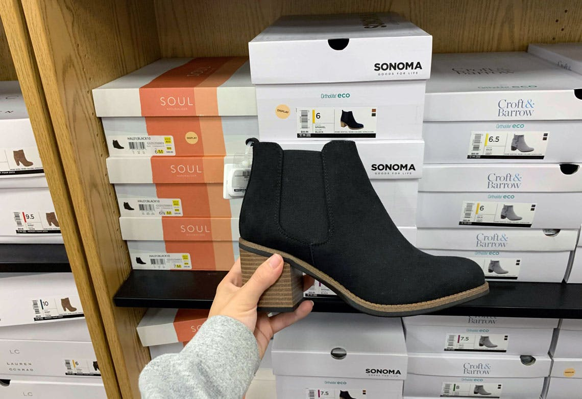Save up to 75% on Women's Fall Boots at
