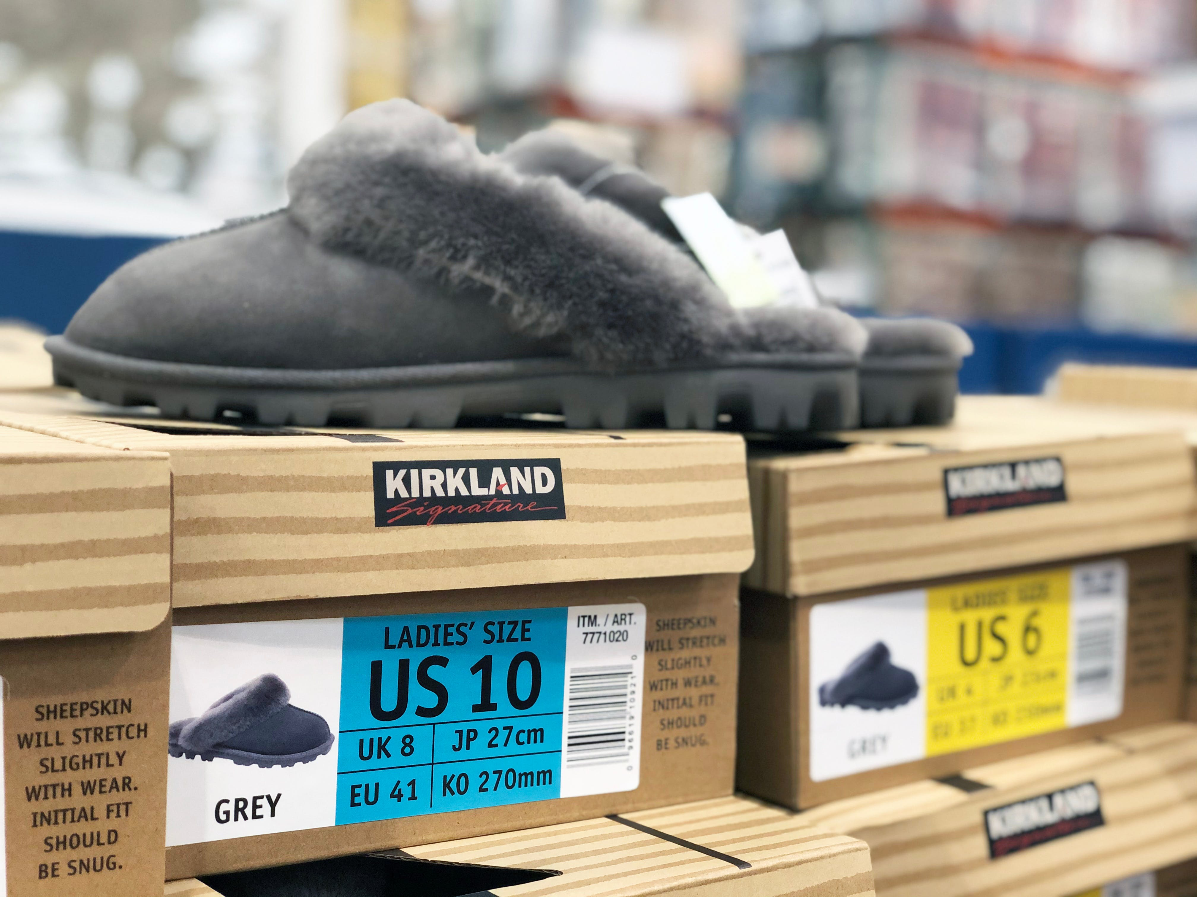 Kirkland Signature Slippers, Only $14