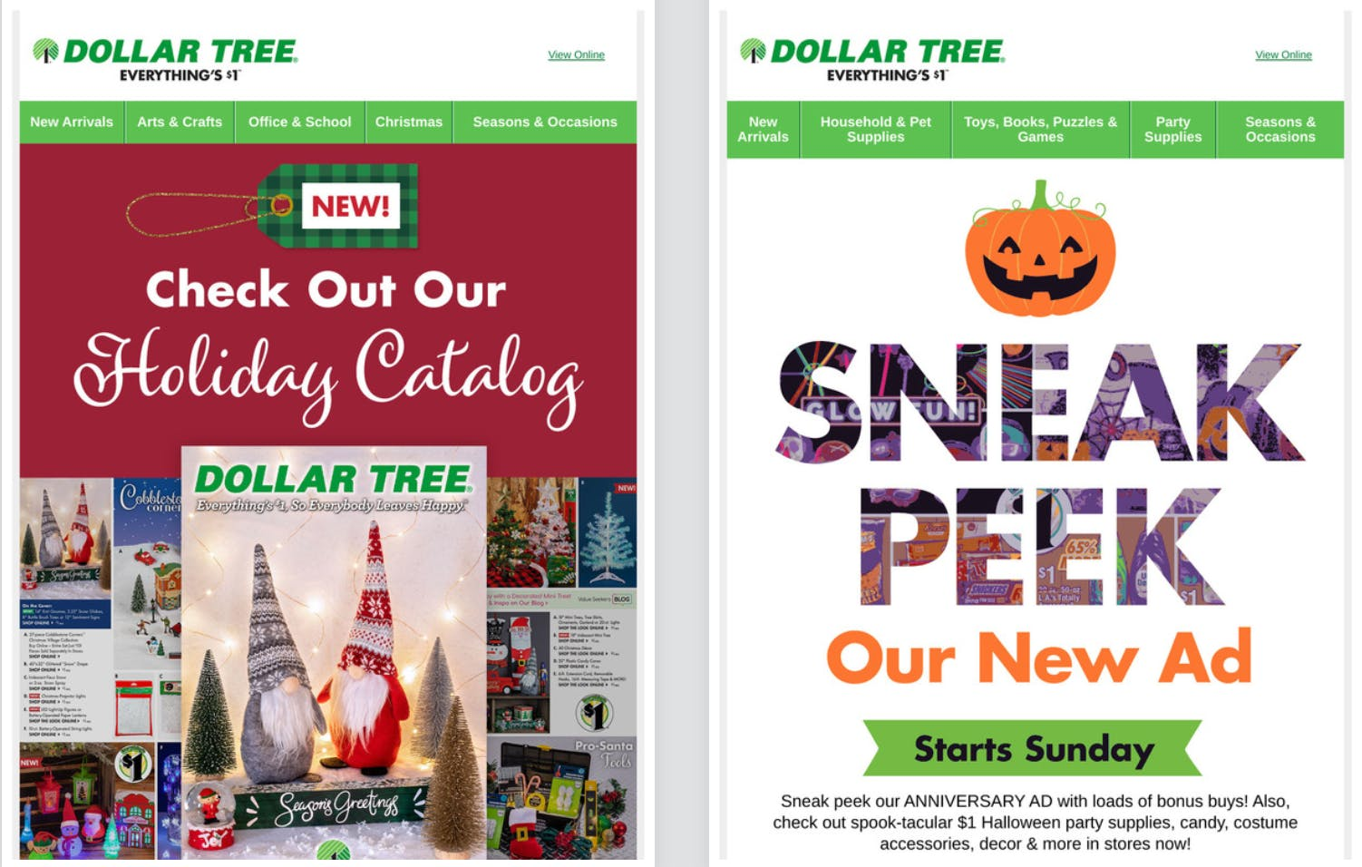 These Stores Are Doing Christmas Halloween At The Same Time The Krazy Coupon Lady