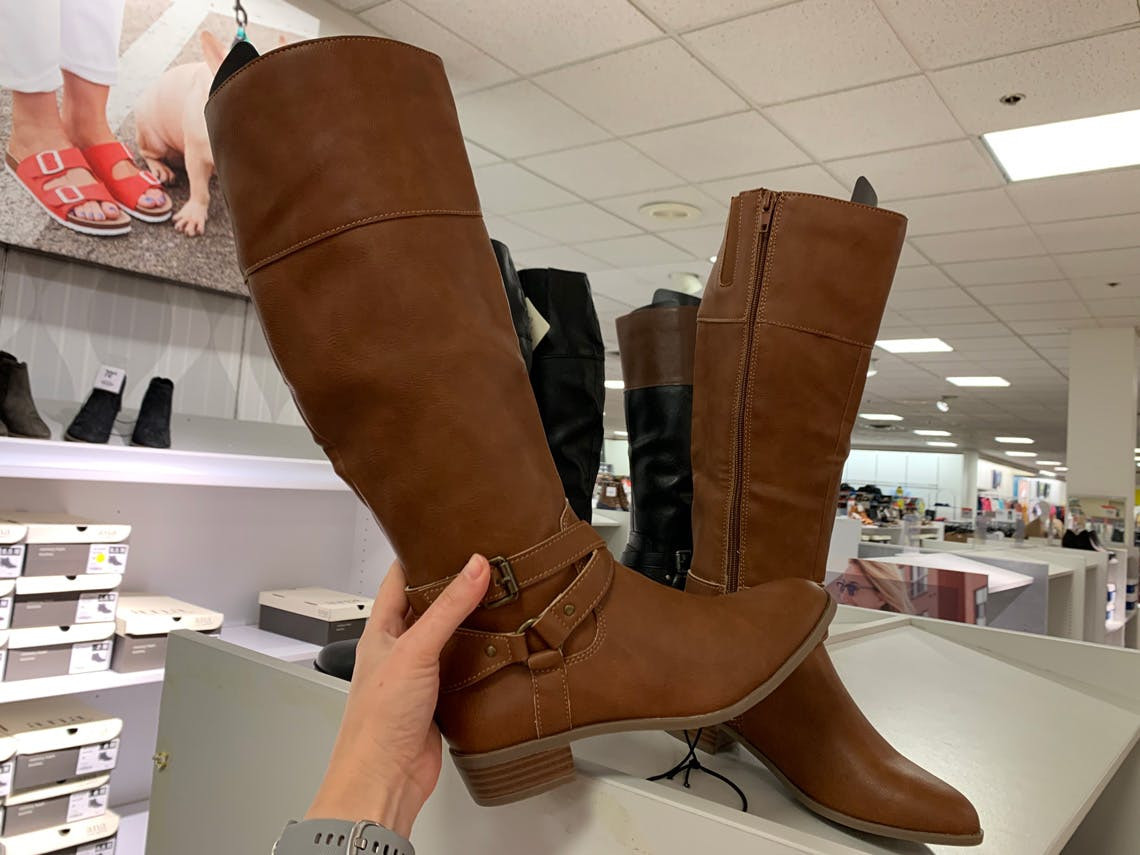 Boots at JCPenney - The Krazy Coupon Lady