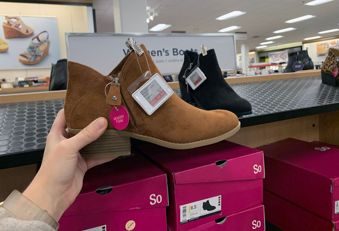 So Boots, as Low as $10 Each at Kohl's