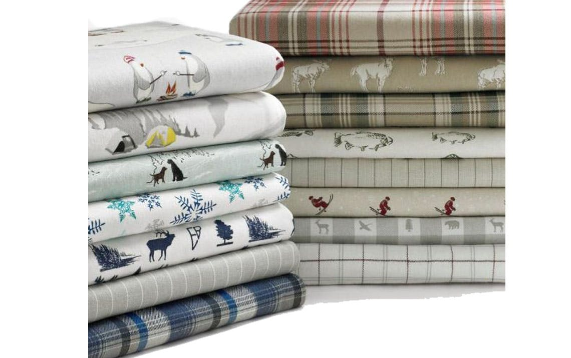 Rare Savings Eddie Bauer Flannel Sheet Sets From 39 99 At Macy S The Krazy Coupon Lady