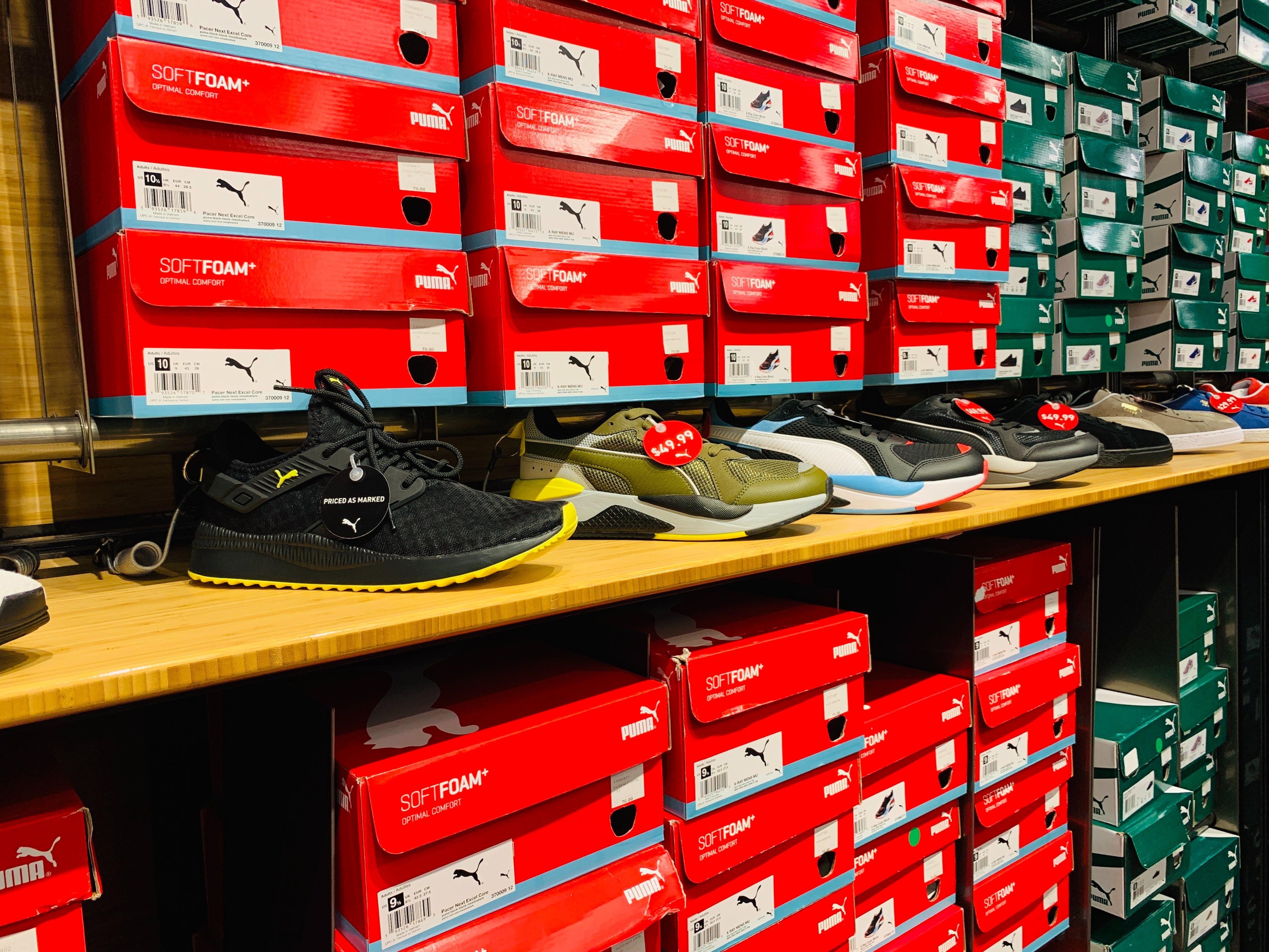 50% Off: Puma Loungewear \u0026 Footwear, as