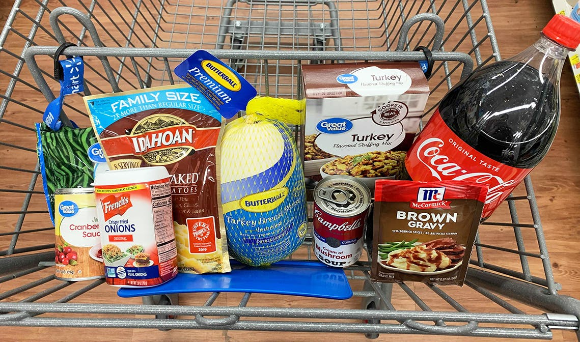 Free Thanksgiving Meal At Walmart With Ibotta The Krazy Coupon Lady