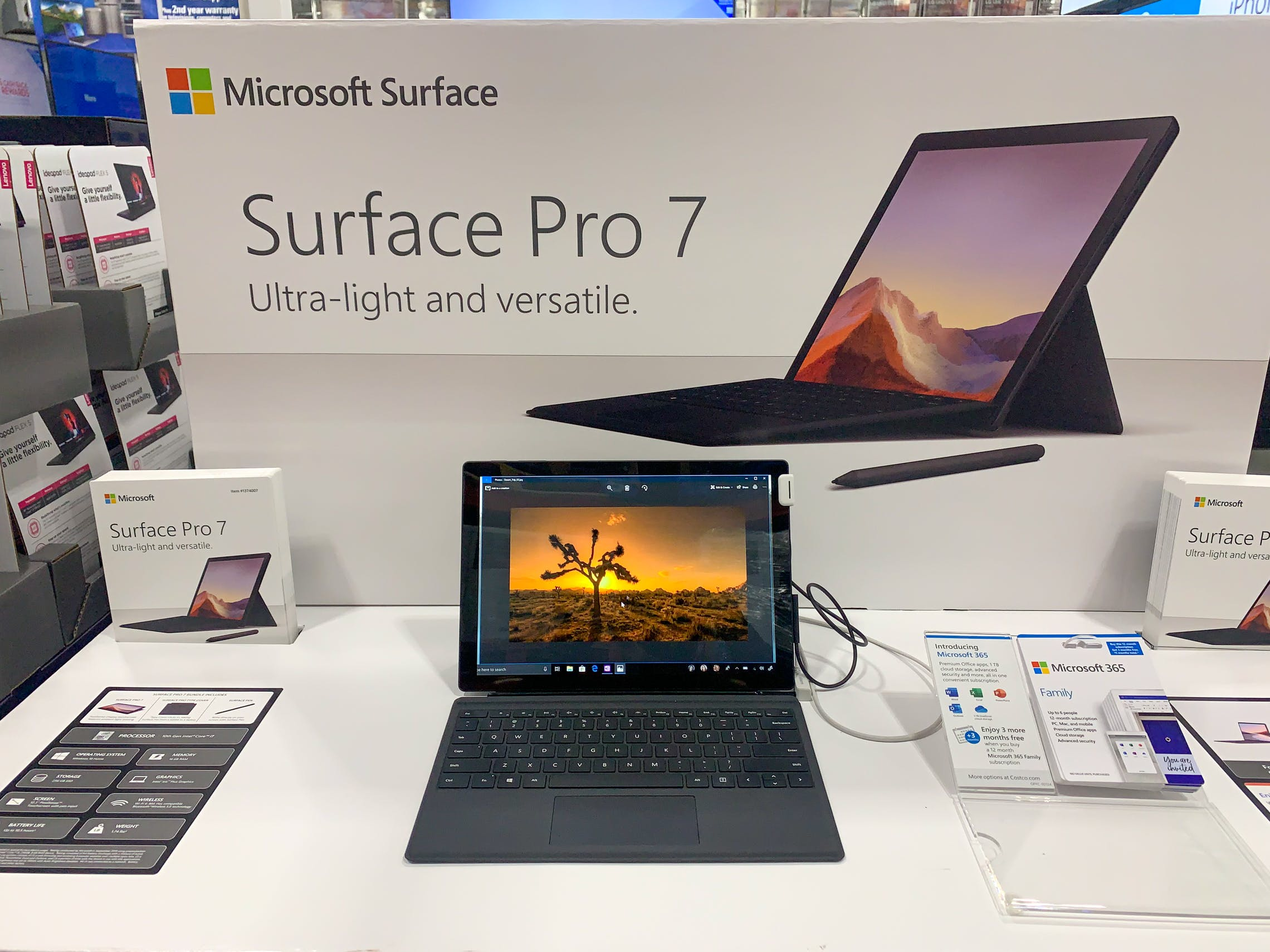 Microsoft Surface Pro 7 559 At Best Buy Save 400 The Krazy Coupon Lady