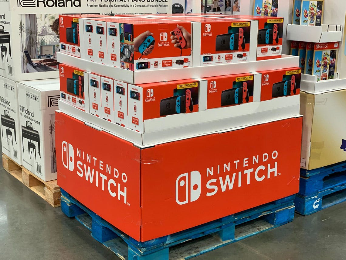 Nintendo Switch Bundle Only 349 99 On Costco Com The Krazy Coupon Lady Walmart, amazon, costco, target, and kohl's on hip2save. nintendo switch bundle only 349 99 on