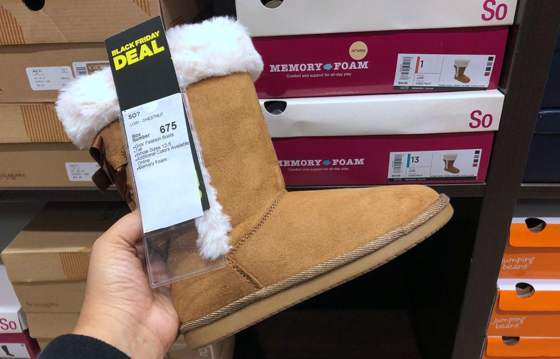 Winter Boots, $13 at Kohl's (Reg. $50