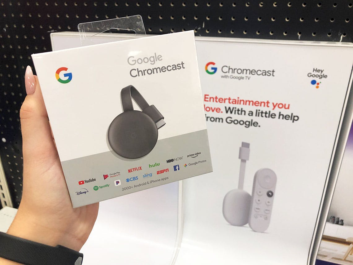 Google Chromecast Only 18 At Target The Krazy Coupon Lady