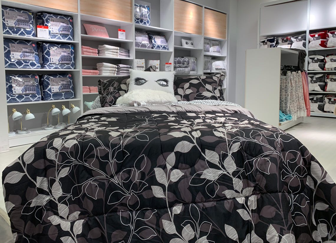 25 King Or Queen 6 Piece Bedding Sets At Jcpenney The Krazy Coupon Lady