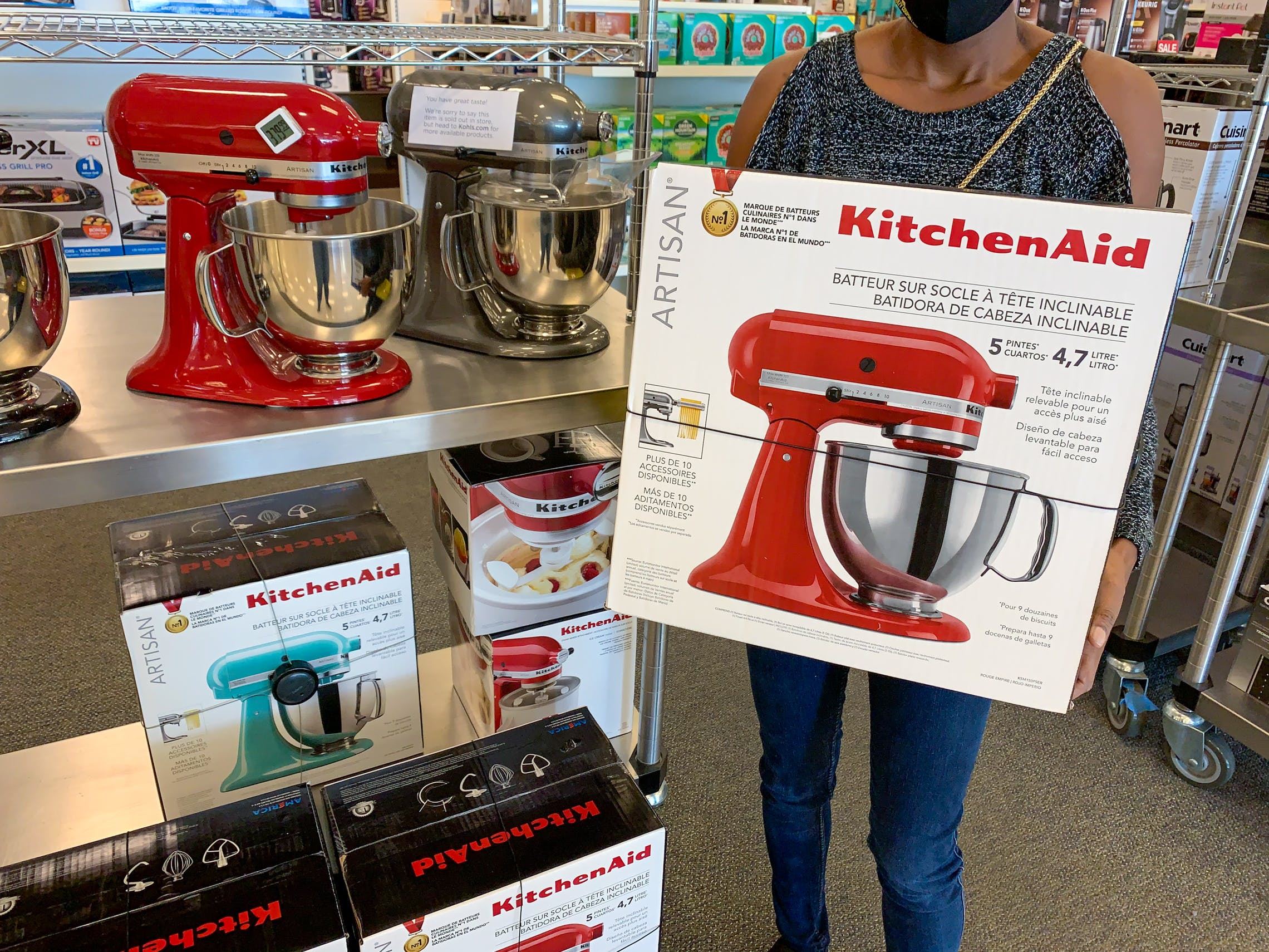Best Black Friday Holiday Kitchenaid Deals 2020 The Krazy Coupon Lady