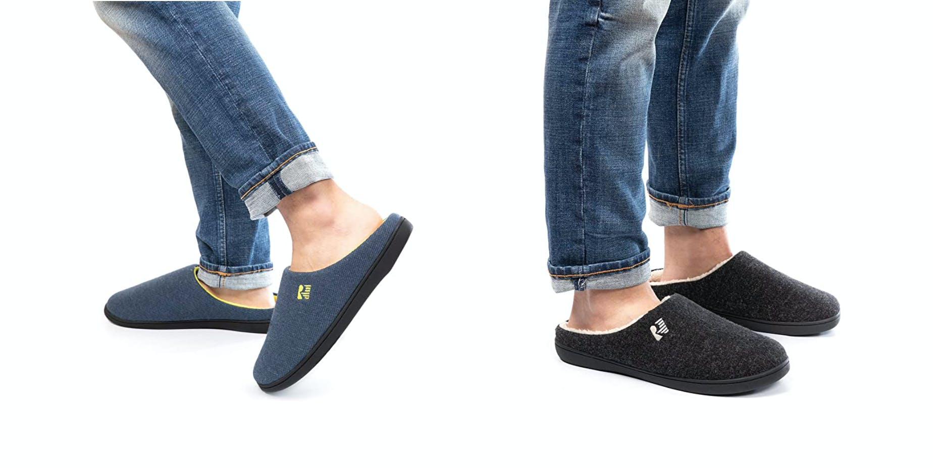 1 Best-Selling Men's Slippers, Only $18
