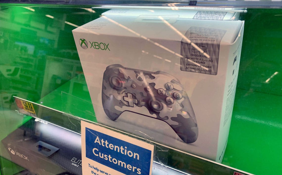 Xbox Controller Only 39 At Walmart Reg 59 88 The Krazy Coupon Lady