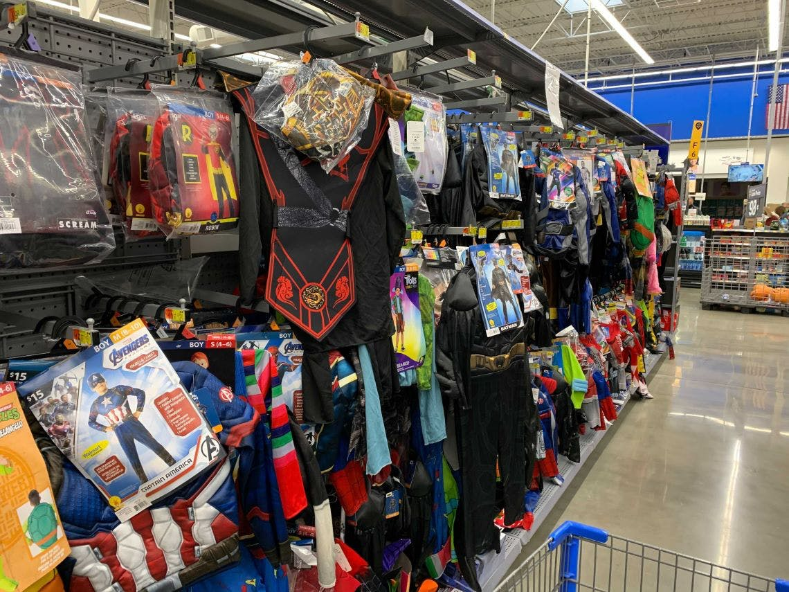 Clearance Halloween Costumes Up To 82 Off On Walmart Com The Krazy Coupon Lady