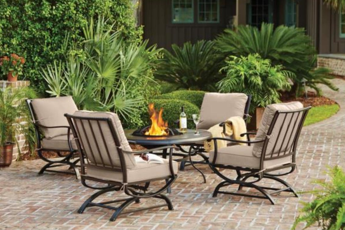 Outdoor Patio Sets Up To 40 Off On Homedepot Com The Krazy Coupon Lady